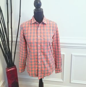 patterned washed shirt J.crew